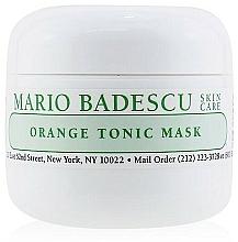 Kup Pomarańczowa masak do twarzy - Mario Badescu Orange Tonic Mask