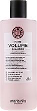 Kup Szampon zwiększający objętość włosów - Maria Nila Pure Volume Shampoo
