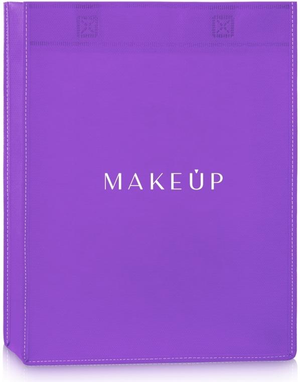 Fioletowa torba shopper Springfield (33 x 25 x 9 cm) - Makeup — фото N2