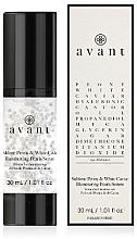 Kup Rozświetlające serum do twarzy z białymi perłami i piwonią - Avant Sublime Peony & White Caviar Illuminating Pearls Serum