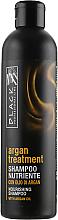 Kup PRZECENA! Odżywczy szampon do włosów z olejkiem arganowym - Black Professional Line Argan Treatment Shampoo *