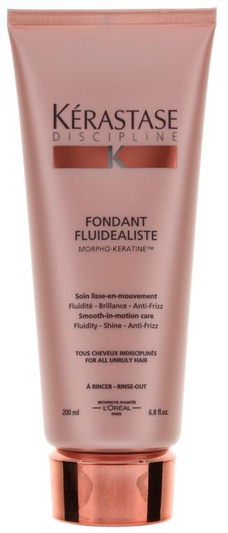 Balsam nadający gładkość w ruchu włosom niezdyscyplinowanym - Kérastase Discipline Fondant Fluidealiste