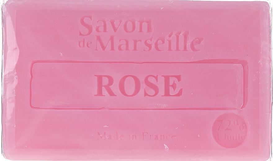 Naturalne mydło Róża - Le Chatelard 1802 Soap Rose