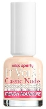 Lakier do paznokci - Miss Sporty Et Voila French Manicure