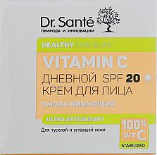 Kup Przeciwstarzeniowy krem na dzień z witaminą C - Dr. Sante Vitamin C