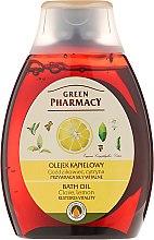 Kup Olejek kąpielowy Goździkowiec i cytryna - Green Pharmacy