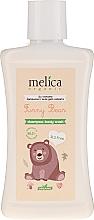 Kup Żel pod prysznic i szampon dla niemowląt - Melica Organic Funny Bear Shampoo-Body Wash