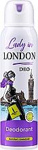 Kup Perfumowany dezodorant w sprayu - Lady In London Deodorant