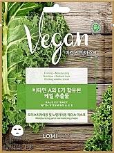 Kup Wegańska maska w płachcie z ekstraktem z jarmużu - Lomi Lomi Vegan Mask