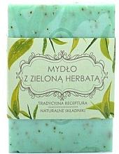Kup Mydło w kostce z zieloną herbatą - Scandia Cosmetics