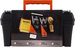 Kup Zestaw - Wars (sh/lot 90 ml + sh/cr 65 ml + ash/balm 100 ml + brush)
