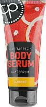 Kup Serum wyszczuplające Grapefruit i imbir - Cosmepick Body Serum Grapefruit