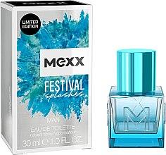 Mexx Festival Splashes Man - Woda toaletowa — фото N1