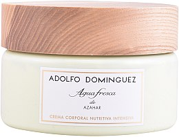 Kup Adolfo Dominguez Agua Fresca de Azahar - Perfumowany krem do ciała