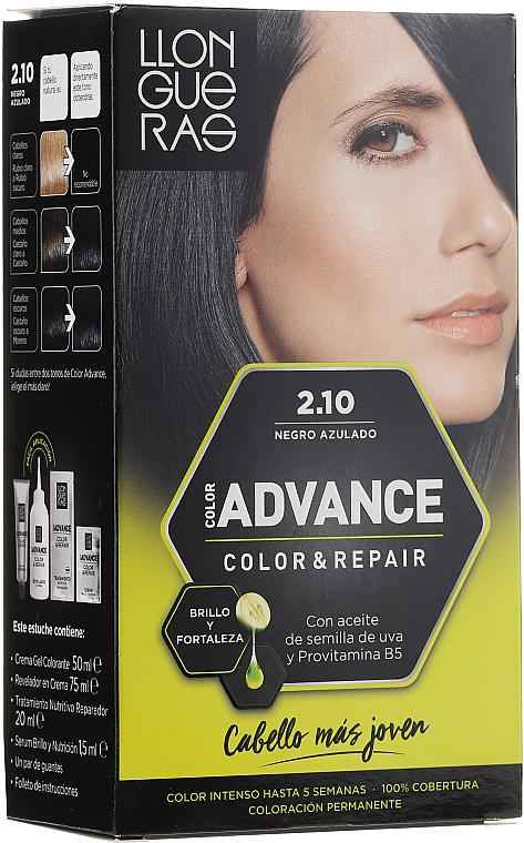 PRZECENA! Farba do włosów - Llongueras Color Advance Hair Colour * — фото N2