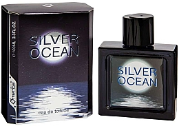 Kup Omerta Silver Ocean - Woda toaletowa