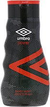 Kup Żel pod prysznic - Umbro Power Body Wash