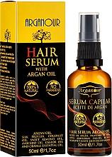 Kup Serum z olejem arganowym do włosów - Arganour Hair Serum Argan Oil