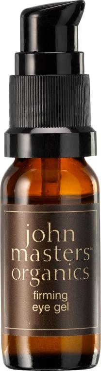 Wzmacniający żel pod oczy - John Masters Organics Firming Eye Gel — фото N1