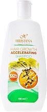 Kup Naturalny szampon wspomagający wzrost włosów - Hristina Cosmetics Hair Growth Accelerating Shampoo