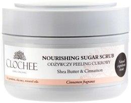 Kup Odżywczy peeling cukrowy do ciała Masło shea i cynamon - Clochee Nourishing Body Scrub
