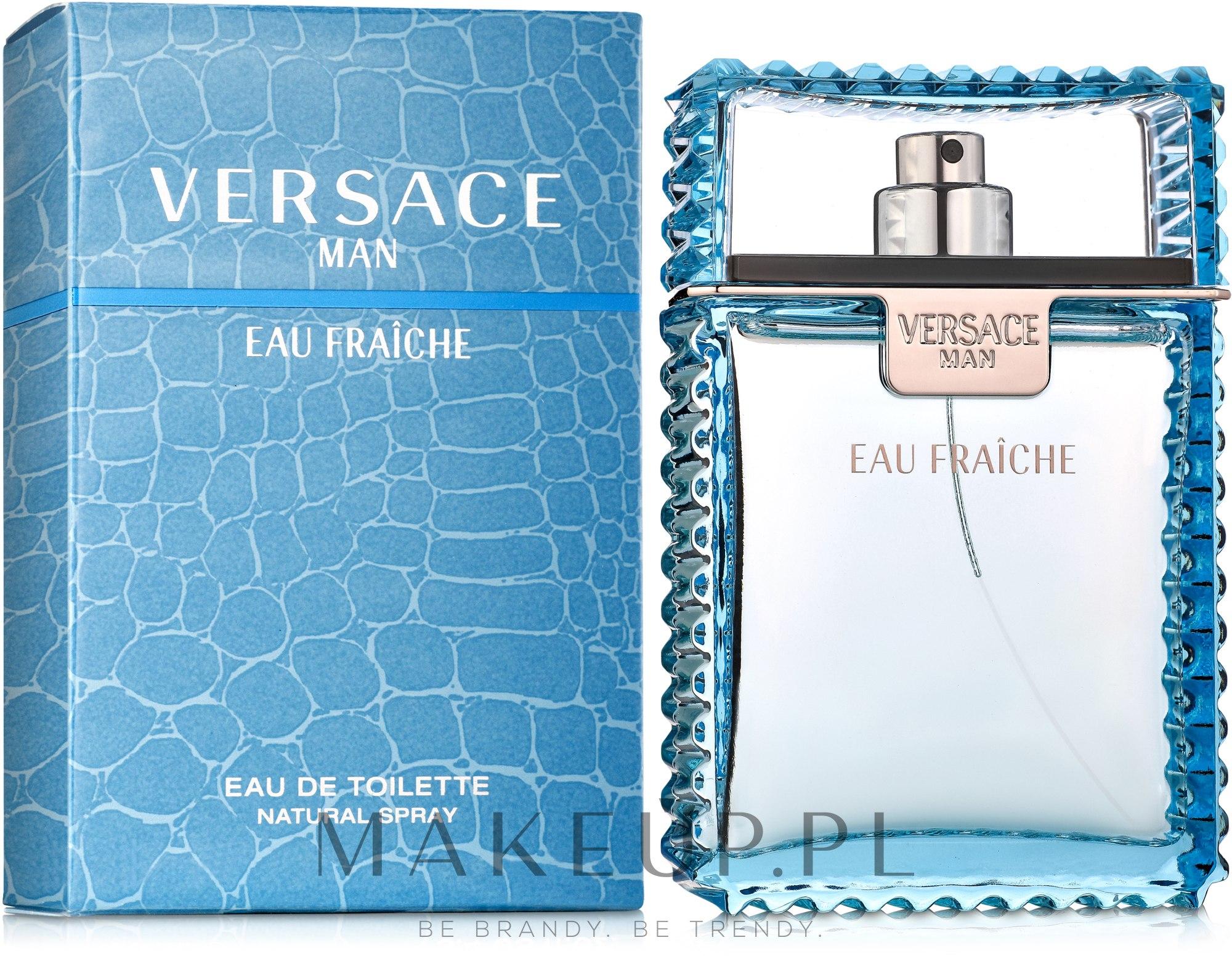 Versace Man Eau Fraiche - Woda toaletowa — фото 100 ml