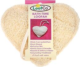 Kup Naturalna gąbka luffa do ciała Serce - LoofCo Body Loofah