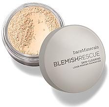 Kup PRZECENA! Sypki podkład w pudrze do skóry trądzikowej - Bare Escentuals Bare Minerals Blemish Rescue Skin-Clearing Loose Powder Foundation *