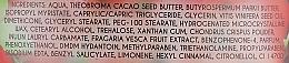 Nawilżające masło do ciała Truskawka i bazylia - Cosmepick Body Butter Strawberry & Basil — фото N4