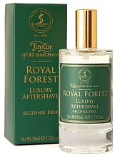 Kup Taylor of Old Bond Street Royal Forest Aftershave Lotion - Płyn po goleniu