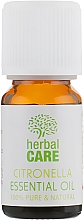 Olejek z citronelli - Bulgarian Rose Herbal Care Essential Oil — фото N2