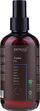 Kup Modelująco-utrwalający spray do włosów - BioMAN Aqua Fix