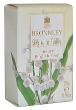 Kup Luksusowe mydło w kostce - Bronnley Lily of the Valley Luxury English Soap