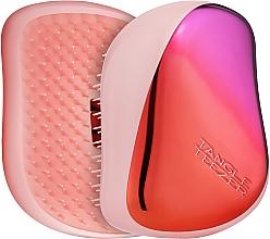 Kup Kompaktowa szczotka do włosów - Tangle Teezer Compact Styler Cerise Pink Ombre