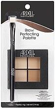 Kup Paletka kremowych cieni do brwi z pędzelkiem - Ardell Brow Perfecting Palette
