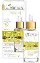 Kup Aktywne serum korygujące Anti-Age na dzień i noc do cery z niedoskonałościami - Bielenda Skin Clinic Professional Mezo