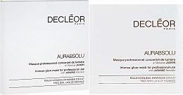 Kup Maska do intensywnego blasku skóry - Decleor Aurabsolu Intense Glow Mask
