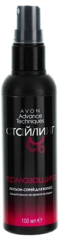 Termoochronny spray do stylizacji włosów - Avon Advance Techniques Lotion — фото N1