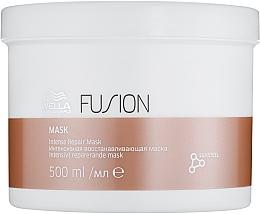 Kup Intensywnie odbudowująca maska do włosów - Wella Professionals Fusion Intense Repair Mask