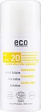 Kup Balsam do opalania Granat i jagody goji - Eco Cosmetics Sun Lotion SPF 20