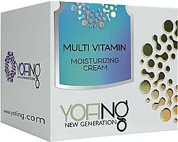 Kup Multiwitaminowy nawilżający krem do twarzy na dzień - Yofing Multi Vitamin Moisturizing Day Cream