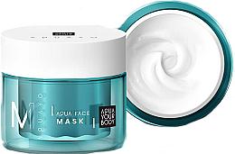 Kup PRZECENA! Nawilżająca maska do twarzy - AQUAYO Aqua Face Mask *