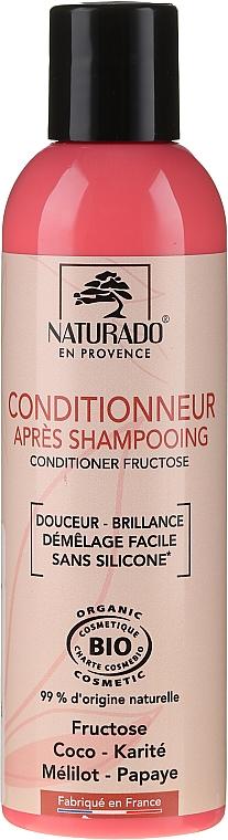 Odżywka ułatwiająca rozczesywanie włosów - Naturado Natural Conditioner — фото N1