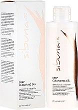 Kup Głęboko oczyszczający żel do twarzy z ekstraktami roślinnymi - Transparent Clinic Facial Cleansing Gel