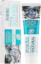 Kup Pasta do zębów - Rose Rio Natural Sea Minerals & Spirulina Toothpaste