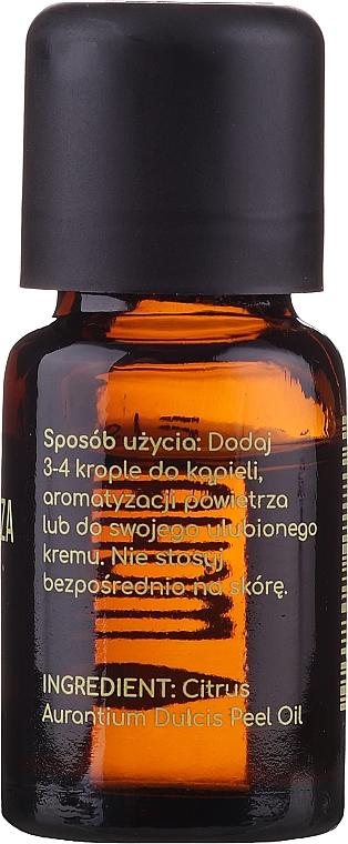 Organiczny olejek eteryczny Słodka pomarańcza - Mohani — фото N2