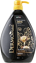 Kup Żel pod prysznic i do kąpieli z olejkiem arganowym - Dermomed Bath And Shower Gel Argan Oil