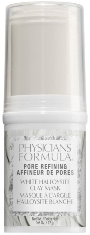 Maseczka do twarzy - Physicians Formula Pore Refining White Halloysite Clay Mask — фото N1