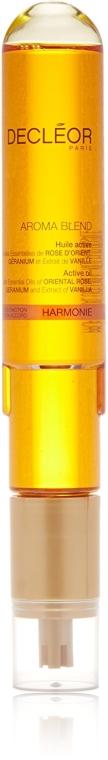 Przeciwzmarszczkowy olejek do twarzy i ciała - Decléor Aroma Blend Active Oil Harmonie — фото N1