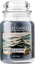 Świeca zapachowa w słoiku - Yankee Candle Misty Mountains — фото N5